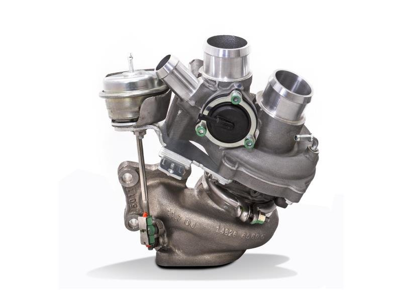 Boosting its Aftermarket Portfolio: BorgWarner Highlights New AirWerks® Upgrade Turbocharger at 2019 SEMA Show