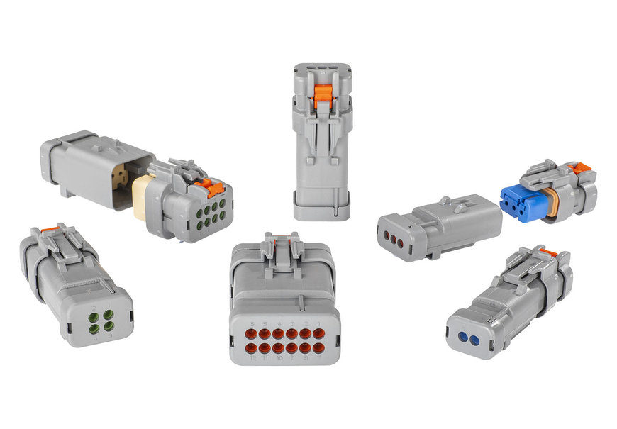 TE Connectivity introduces AMPSEAL 16 high temperature connectors