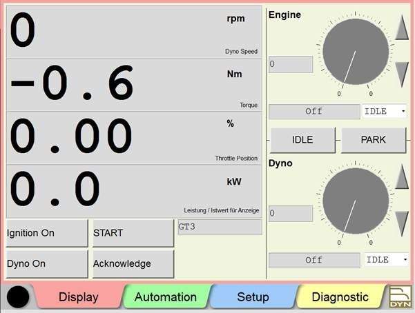 COPA-DATA provides HMI upgrade for tailored usability: Driving forward HMI design in the automotive testing industry